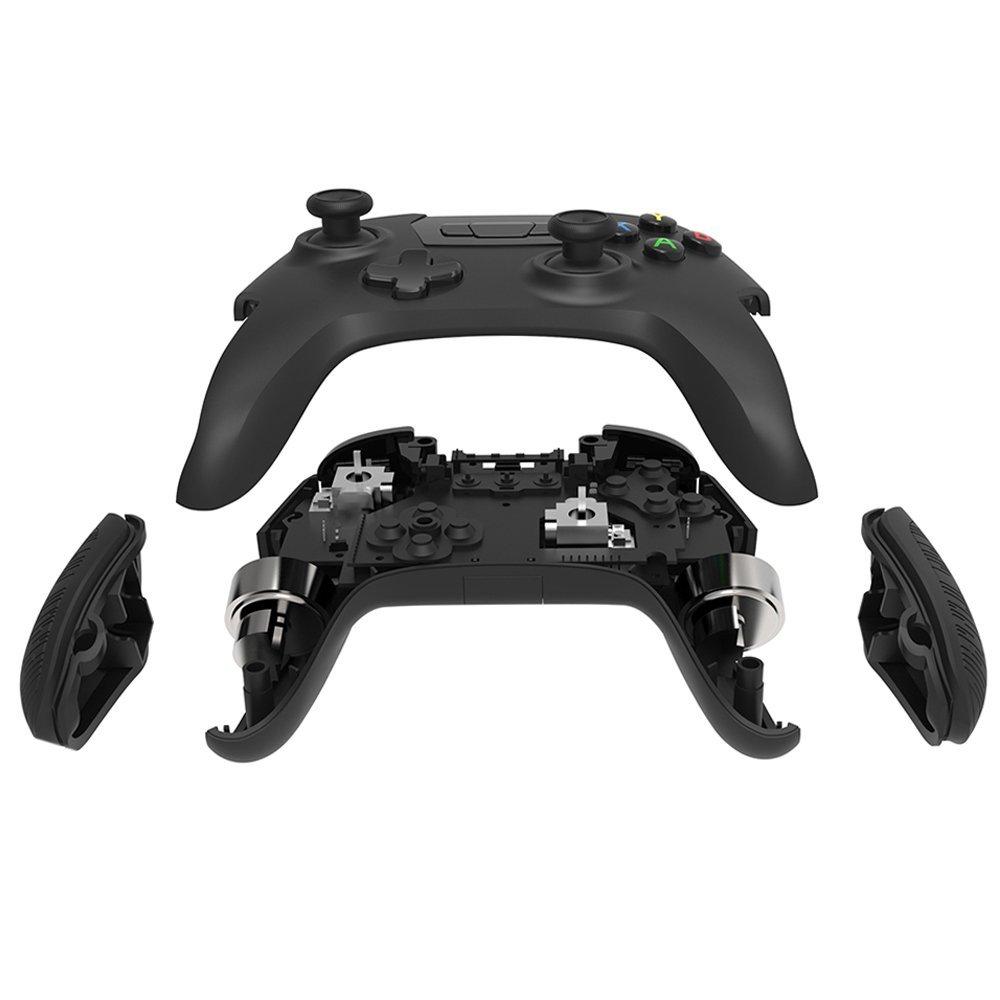 Amazon.com: TNP Wireless Gamepad Controller - Supports XInput ...