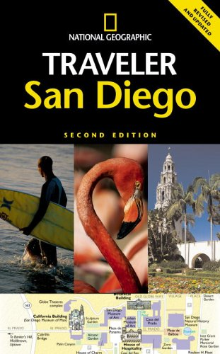 National Geographic Traveler: San Diego, Second Ed.