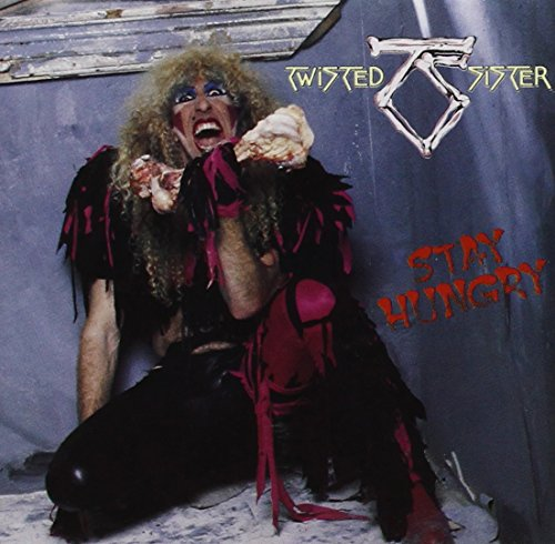 Twisted Sister: Stay Hungry (Audio CD)