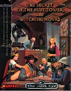 The dark eye basic rules fpr10450 fanpro 9781932564020 amazon the secret of the blue tower and witching hours the dark eye fpr15001 fandeluxe Gallery