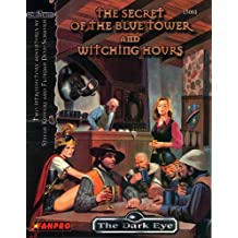 Amazon fanpro books the secret of the blue tower and witching hours the dark eye fpr15001 fandeluxe Gallery