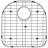 VIGO Stainless Steel Bottom Grid, 15-in. x 15.75-in.