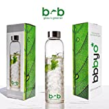 BBBYO Glass Is Greener Bottle + Carry Cover, Tide
