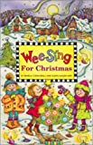 Wee Sing for Christmas book (reissue)