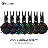 SADES R2 Virtual 7.1 Channel Surround Sound