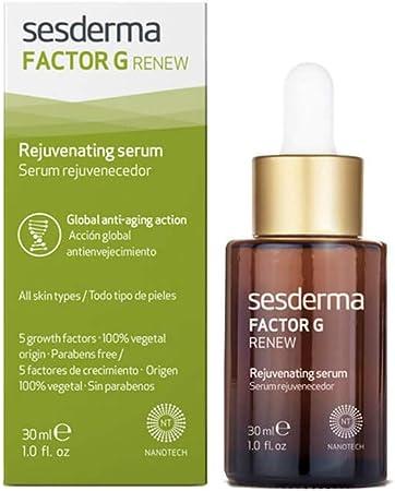 SESDERMA Cofre Factor G Renew Sérum + Daeses Crema Lifting: Amazon ...