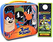 Space Jam Tune Squad Lunch Bag School Supplies Bundle ~ Space Jam A New Legacy Lunch Box Set For Boys, Kids Wi