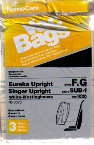 eureka vacuum bag sets - 9