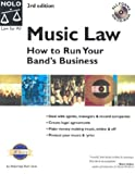 Music Law, Richard Stim, 0873379373