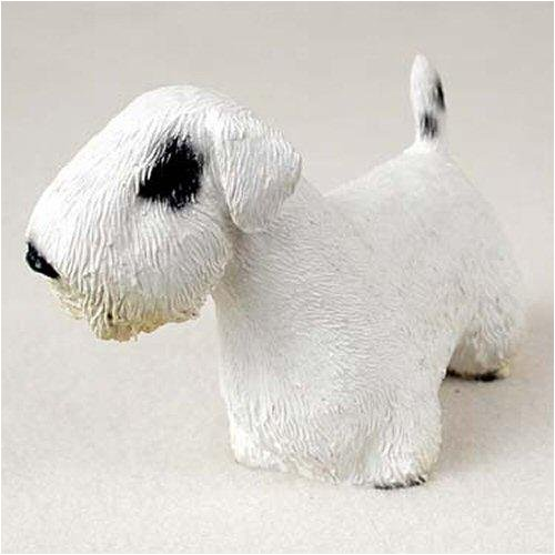 Sealyham Terrier Original Dog Figurine (4in-5in) Sealyham Terrier Dog Figurine