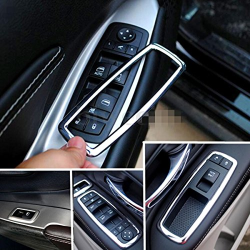 FMtoppeak-4pcs-Matte-ABS-Window-Switch-Button-Cover-Trim-For-Jeep-Grand-Cherokee-2011-2016