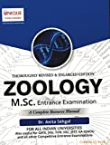 Thoroughly Revised & Enlarged Edition Zoology M.Sc. Entrance Examination, PB