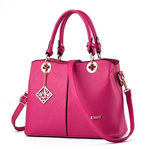 Fantastic Zone Leather Handbags Shoulder