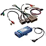 PAC RP4-FD11 All-in-One Radio Replacement & Steering Wheel Control Interface (For select Ford(R) vehicles with CANbus) Consumer electronic