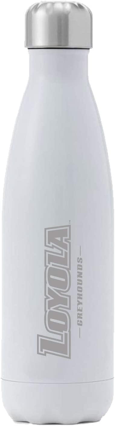 S'well Loyola Maryland Greyhounds, 17 oz Vacuum Insulated Water Bottle