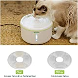 EPICKA Pet Fountain Filters, Carbon Replacement