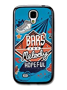 AMAF ? Accessories Bars and Melody Hopeful Album Cover Collage case for Samsung Galaxy S4