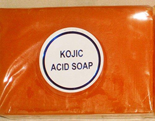 Kojic Papaya Whitening Soap Six Bars 135g Each