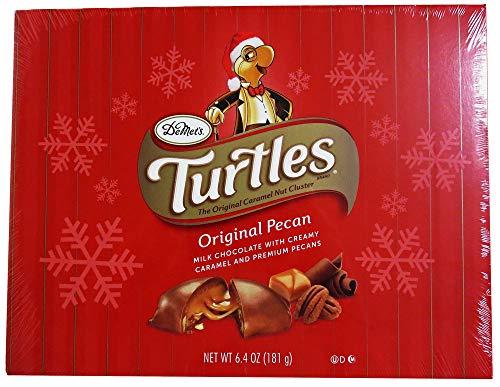(Turtles Original Pecan Christmas Gift Box)