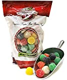 SweetGourmet Candy Assorted Giant Gum Drops (2.5Lb)