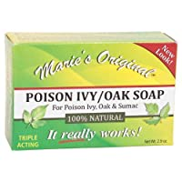 Maries Original - Poison Ivy / Poison Oak All Natural Relief Soap - 2.9 oz