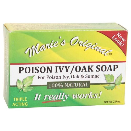 Maries Original - Poison Ivy / Poison Oak All Natural Relief Soap - 2.9 (Ivy Natural)