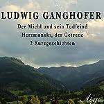 Der Michl und sein Todfeind / Herzmannski, der Getreue | Ludwig Ganghofer