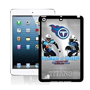 SevenArc NFL Tennessee Titans Ipad Mini Case Cover Top Designer Case Cover For NFL Fans