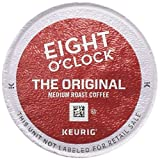Eight O'Clock Coffee Keurig Single-Serve K-Cup Pods, The Original Medium Roast Coffee, 24 Count