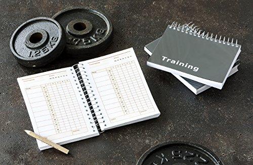 Trainingstagebuch für das Krafttraining