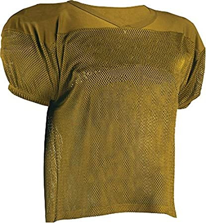 on sale f7e2c 87bf5 Amazon.com : Riddell Youth Scamper Football Practice Jersey ...
