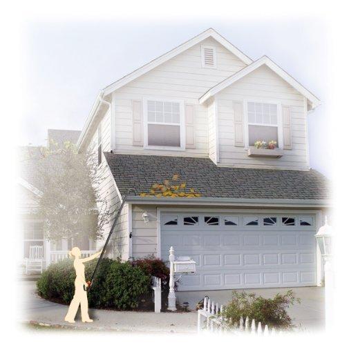 WORX WA4090 WORXAIR Gutter Cleaning Kit for WG540, WG545, WG565, WG575 Outdoor, Home, Garden, Supply, Maintenance
