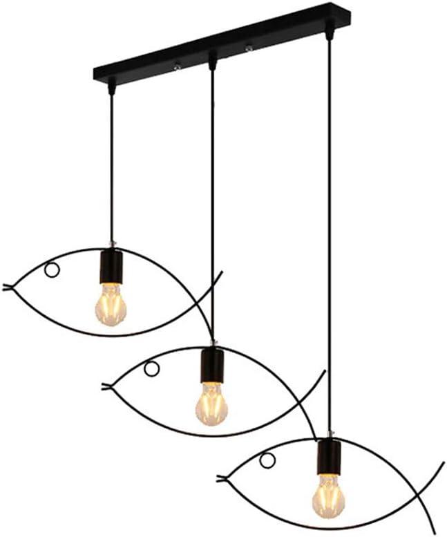 Lustre Suspension Salon E27 Fer Gens Lustre Chambre Enfant Suspension Luminaire pour Chambre le Salon Cr/éatif Dessin Anim/é Lustre Salon Ampoule Non incluse