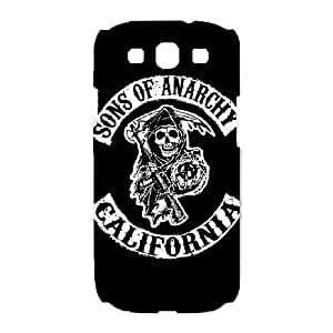 Samsung Galaxy S3 I9300 Phone Case White Sons Of Anarchy HCM090388