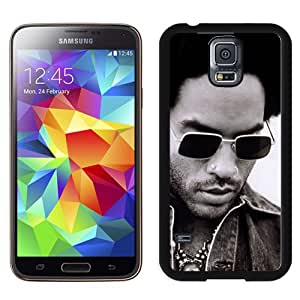 Beautiful Designed Cover Case With Lenny Kravitz Haircut Hair Glasses Piercing For Samsung Galaxy S5 I9600 G900a G900v G900p G900t G900w Phone Case