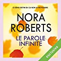 Le parole infinite Audiobook by Nora Roberts Narrated by Vanessa Lonardelli