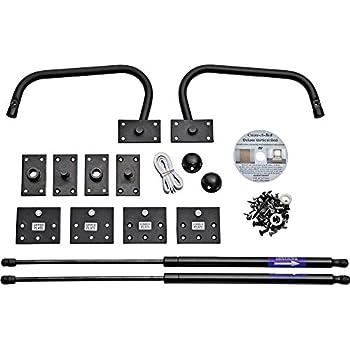 Amazon.com: Queen Size Deluxe Murphy Bed Hardware Kit, Vertical