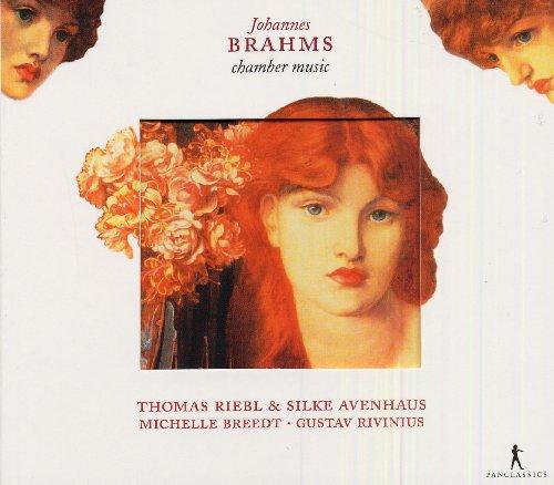 Brahms, J.: Viola Sonatas Nos. 1 and 2 / Trio in A Minor / 2 Gesänge
