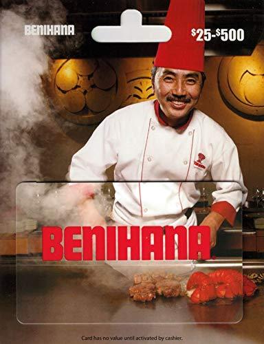 Benihana Gift Card Benihana Gift Card $50