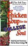 chicken soup college - Chicken Soup For The College Soul