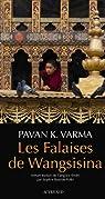 Les Falaises de Wangsisina par Varma