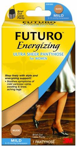 Futuro Energizing Pantyhose Circulation Compression