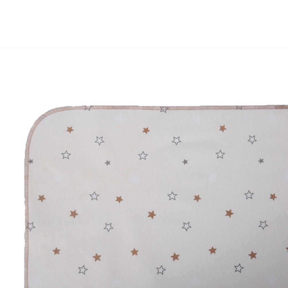 Pack de 3 Flannel Wrap Mother/´s Choice IT8612 100/% Algod/ón