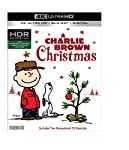 Cover Image for 'A Charlie Brown Christmas (4K Ultra HD + Blu-ray)'