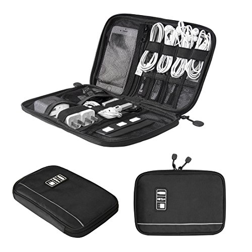 BAGSMART-Travel-Universal-Cable-Organizer-Electronics-Accessories-Cases-For-Various-USB-Phone-Charge-and-Cable