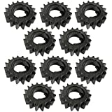M83184 Set of (10) 16 Tooth Starter Drive Gears fits Briggs & Stratton 116 116H
