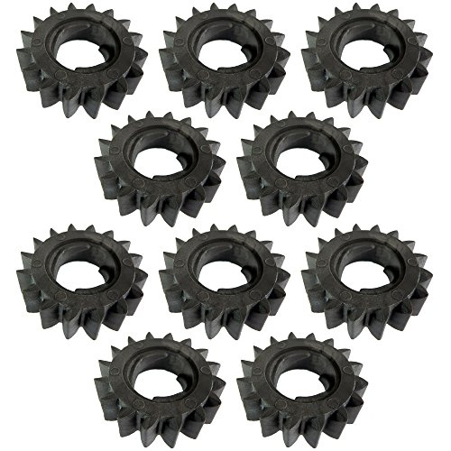 (M83184 Set of (10) 16 Tooth Starter Drive Gears fits Briggs & Stratton 116 116H)