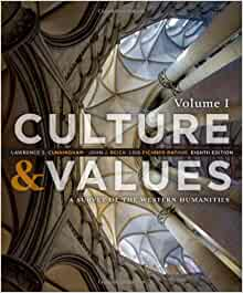 culture and values a survey of the humanities pdf