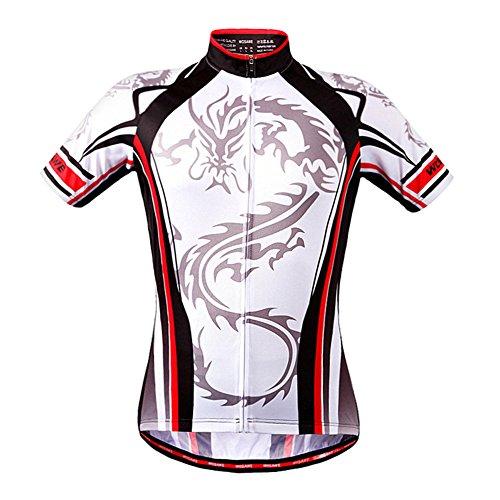 財団現金率直なメンズ 上着 サイクルジャージ 短袖 自転車ウェア サイクルウェア サイクリングウェア アウトドア スボーツ ウェア