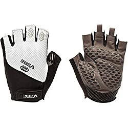VEBE Cycling Gloves - Breathable Shock Absorbing Bicycle Gloves for Men and Women Sports Riding Gloves